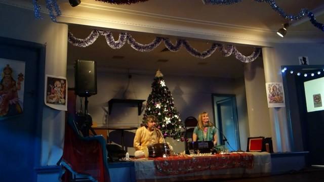 Christmas Party 2013 - Prabhu and Geeti