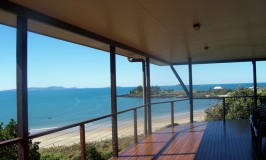 Yeppoon Retreat - Balcony