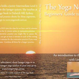 Yoga DVD Cover